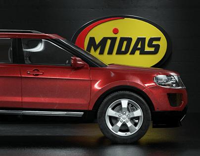 Midas Car Care