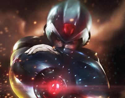 Mega Man reimagined.