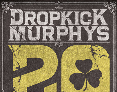 Dropkick Murphys 20th Anniversary Tour - 2016