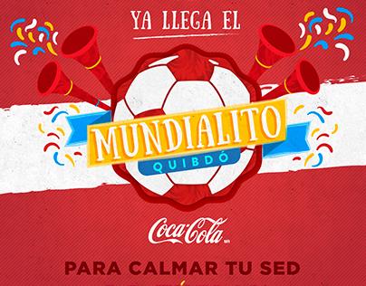 Mundialito Coca-Cola