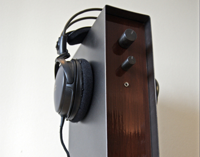 Headphone Hanger Amp