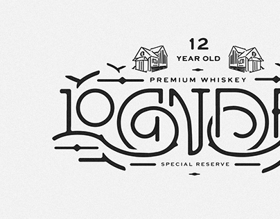 LOGNDAH. Whiskey
