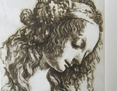 Engraving: drypoints and monotypes