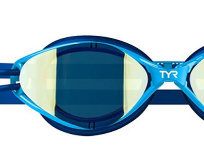 TYR Goggle Design 2012/13