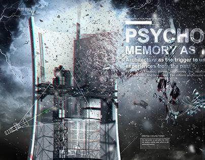 PSYCHOSIS THEATRIC | 2012 Des Baker Gold Medal Winner