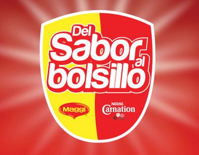 Nestlé® Del Sabor al Bolsillo Promotion