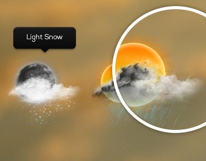 METEO Weather Icon Suite