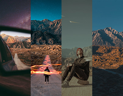 4 Photographers, 1 Location // Alabama Hills