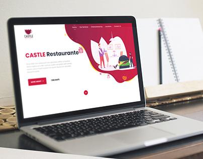 Castle Restaurant Website