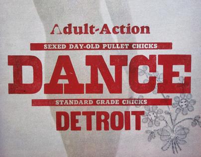 Detroit Action [Art]