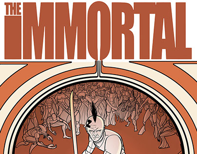 Comic Sequentials - The Immortal #1