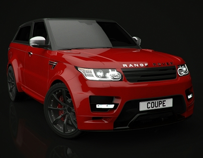Range Rover Sport RS Coupe