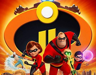 Incredibles 2 Full Movie Svenska