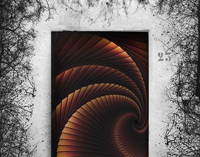 Door to self.