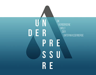 UNDER PRESSURE | Corporate & Editorial Design