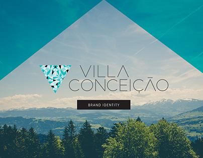 villa conceição • brand identity