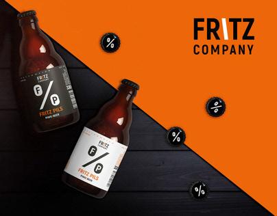 Fritz Company - branding