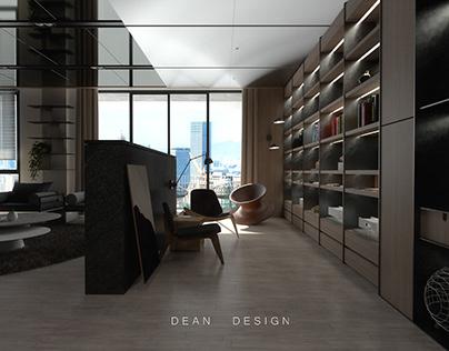 縱 Apartment design