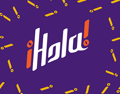 ¡HOLA! - Identidade Visual