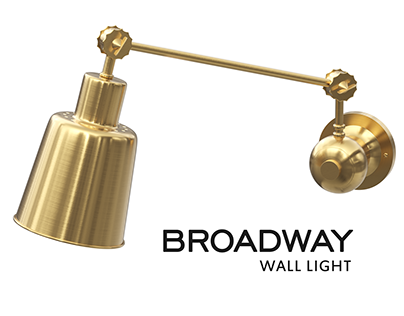 Broadway Wall Light