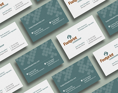 Business Card for Business Coach