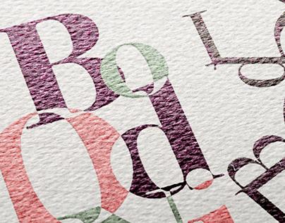 Bodoni Typography