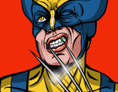 Wolverine- After meal