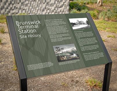 Brunswick Terminal Station