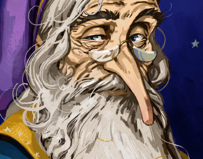 Dumbledore Fresco Test