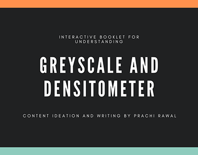 Interactive Booklet- Ideation and Content writing