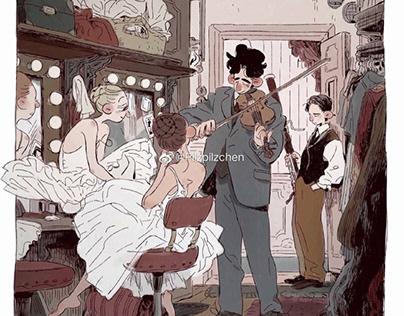 Josef and the Wonder Violin