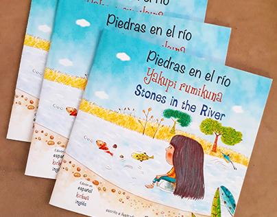 """Libro """"Piedras en el río"""""""