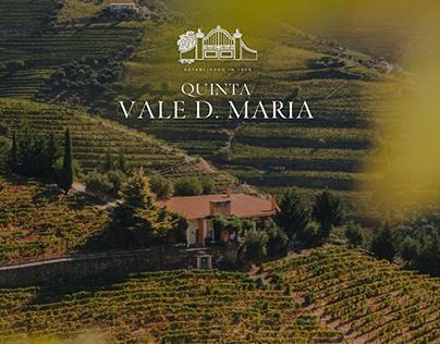 Quinta Vale D. Maria | Estratégia de Redes Sociais