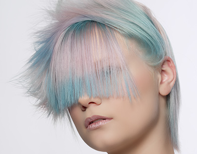 Paul Mitchell Color Contest Entry