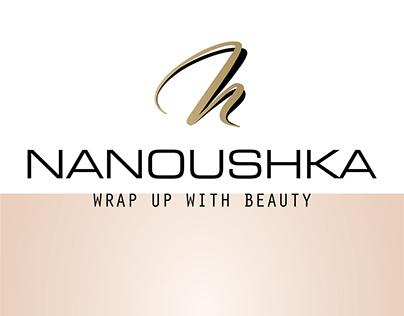 Nanoushka Logo Identity