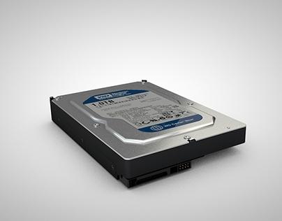 Hard drive WD Caviar