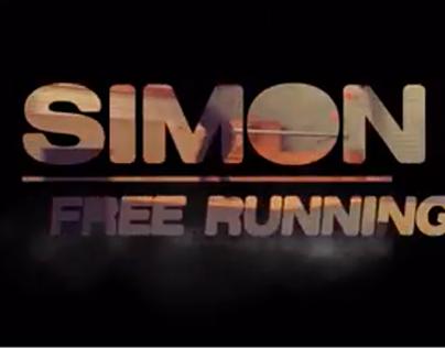Video: Simon Free Running