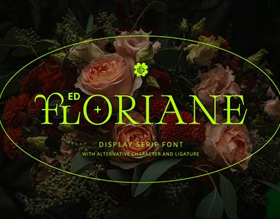 ED Floriane Serif