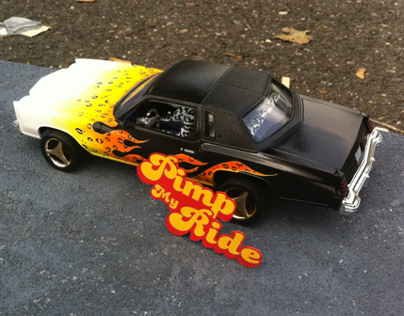 Pimp My Ride Promo