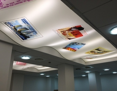 Barrisol and ceilings