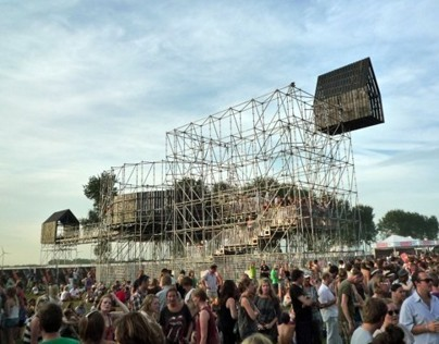 2012 POV ( Point of View) for festival Lowlands