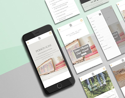 The Sugar Shed - ecommerce solution