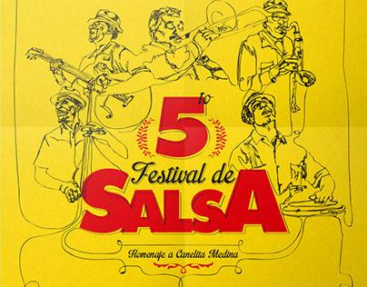 5to Festival de Salsa