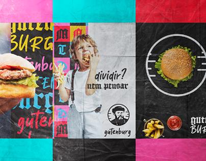 Gutenburg - Brand Identity - Desafio Kimura