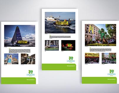 Mostra fotografica - Greenpeace 30 anni