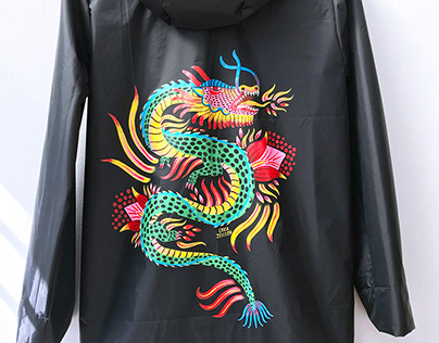 Dragon Jacket Impermeable