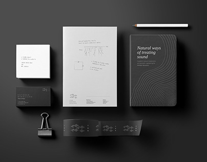 The Sound Shaper - Brand Identity & Web Design