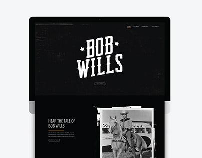 Bob Wills Website