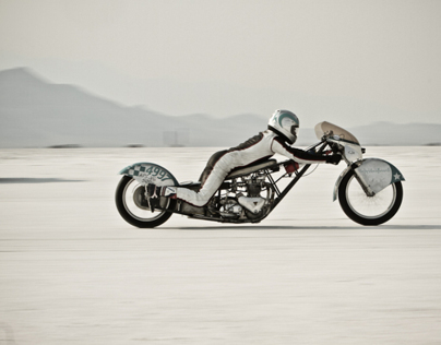 Bonneville | On Two Wheels