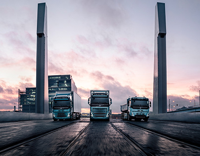 ELECTRIC WITH VOLVO TRUCK